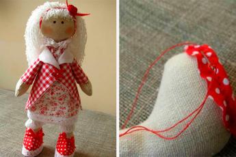 Мастер-класс по шитью куклы узнаваемого бренда