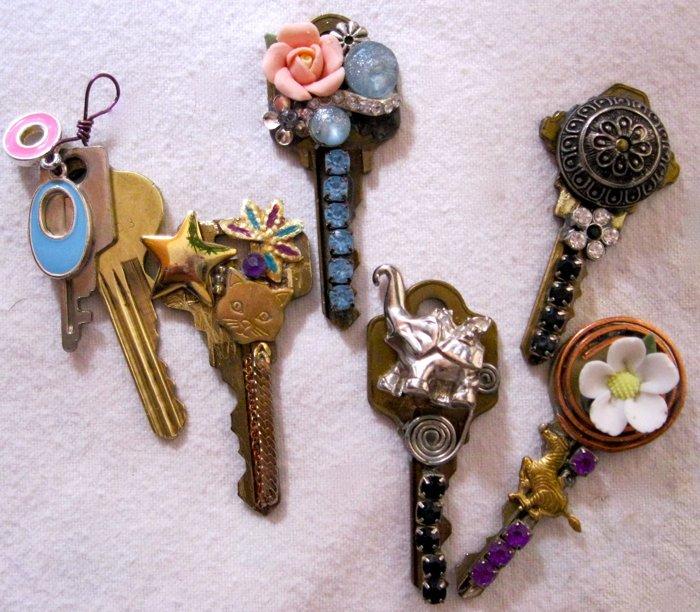 ключ для фото декор часто ленилась