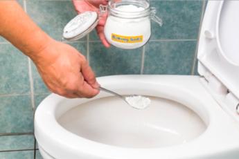 Туалет всегда пахнет свежестью и остается чистым. Все, что вам нужно это…