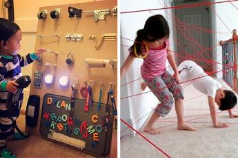 Родителям на заметку: 7 идей, чем занять ребёнка