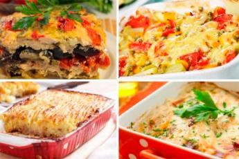 Запеканки к ужину. 10 бесподобных рецептов