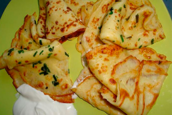 Тонкие картофельные блины — такого вы еще не пробовали!