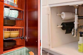 Топ-10 полезных советов и у вас всегда будет порядок на кухне