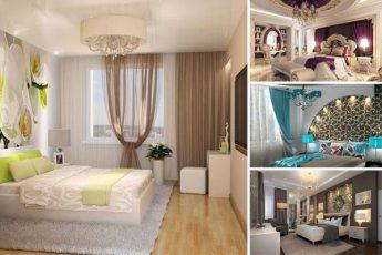 Спальня. Место, где должно быть уютно и комфортно. 25 потрясающих идей для ремонта