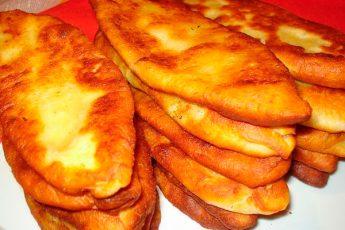 Пирожки «Крестьянские» с картошкой