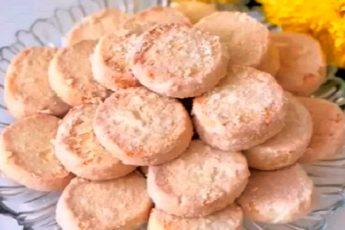Молдавское печенье «Тающий снег» — самое рассыпчатое печенье без яиц