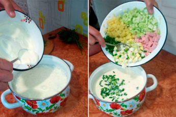 10 рецептов приготовления холодной окрошки. Незаменимая подборка!