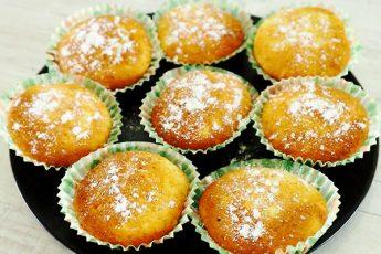 Домашние творожные кексы: простой рецепт вкусной выпечки