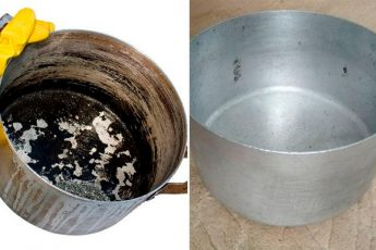 «Бабушкин» способ почистить алюминиевую посуду