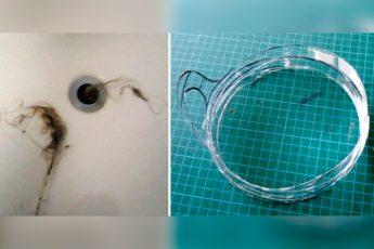Полезная вещь для уборки в ванной из пластиковой бутылки