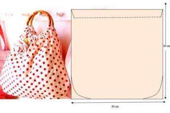 Подборка идей по пошиву летних сумочек