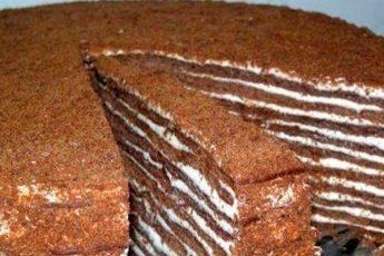 Торт «Нутелла»: нежный, воздушный и необыкновенно вкусный