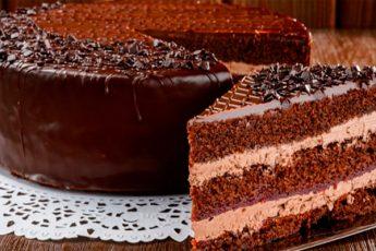 Торт «Прага»: очень просто и вкусно