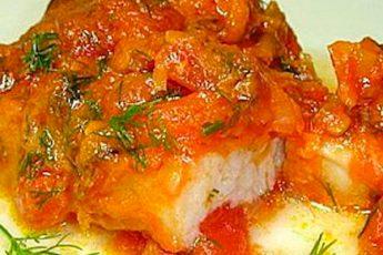 Умопомрачительная рыба в томате с морковью. Фирменный семейный рецепт