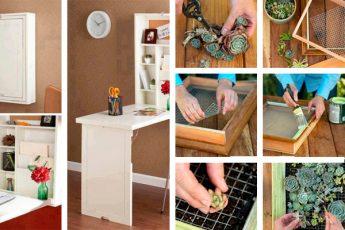 19 оригинальных идей для дома, которые привнесут изюминку в интерьер