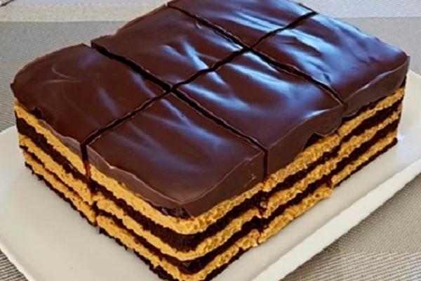 Вкуснее чем твикс и сникерс. Простой и быстрый в приготовлении, домашний шоколадный торт «Твикерс»