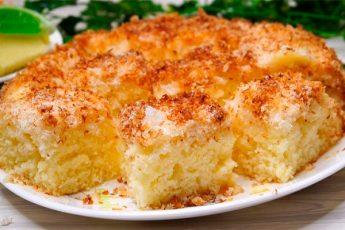 Кухен «Райское наслаждение». Готовится просто и вкус всегда радует!