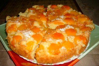 Нежнейший абрикосовый пирог: побалуй себя шикарной домашней выпечкой!