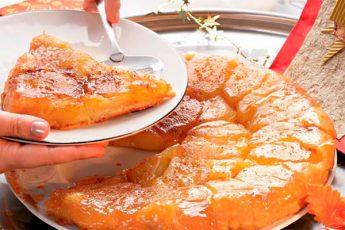 Французский яблочный пирог «Татен»: вкусное и нежное лакомство