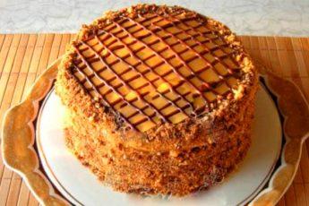 Торт «Витязь»: вкусный и простой в приготовлении