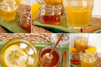 Корица и мед для сжигания жира