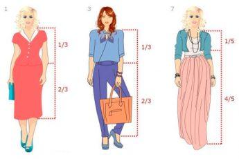 Как определить свою идеальную длину в одежде?