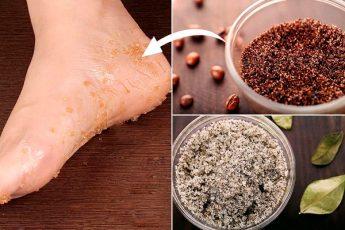 4 домашних рецепта скраба для мягких и красивых ног!
