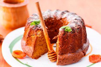 Кекс «медовый»- простой и вкусный десерт