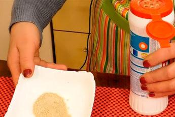 2-минутная сухая смесь для чистки всего! Без аллергии и химии