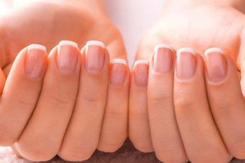 Супер-паста для крепких и белых ногтей