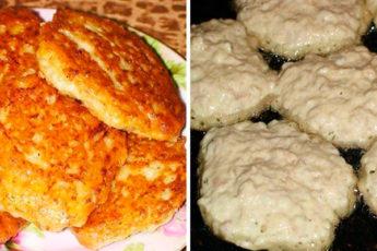Быстрые «беляши» или «ленивые пирожки»: Быстро и вкусно