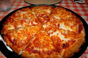 Моментальная пицца на сковородке — вкуснятина без особых хлопот!