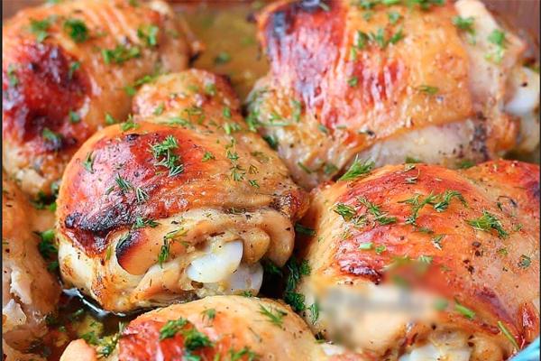 Куриные бедрышки в маринаде — просто волшебный вкус!