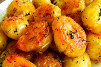 Картофель по-португальски