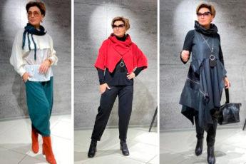 Модно, стильно и со вкусом: 12 сногсшибательных образов для дам элегантного возраста