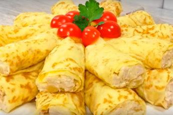 Самый вкусный и нежный салат «Праздничный»