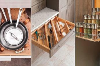 Бюджетные советы по удобному обустройству кухни. Сделайте уютнее сердце вашего дома