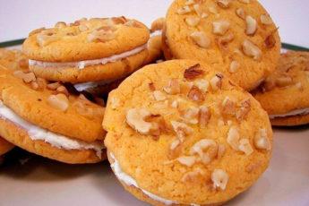 Греческое медовое печенье «Зимний сон»