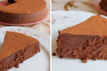 Трюфель Евы: очень шоколадно и нежно