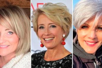 Женщинам за 50: какие стрижки помогут выглядеть моложе своих лет